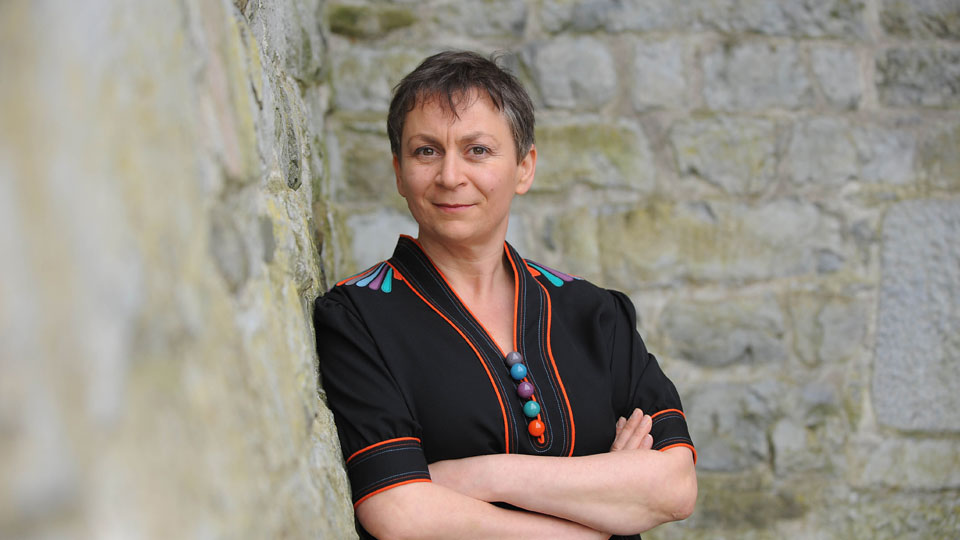 Photo of Anne Enright
