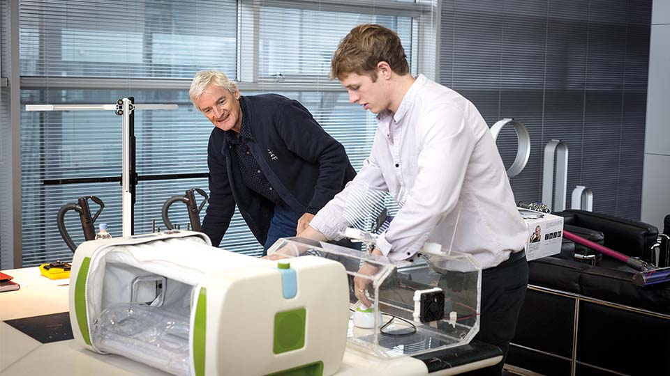 James Dyson award ext