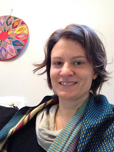 headshot of Dr Eugenie Hunsicker