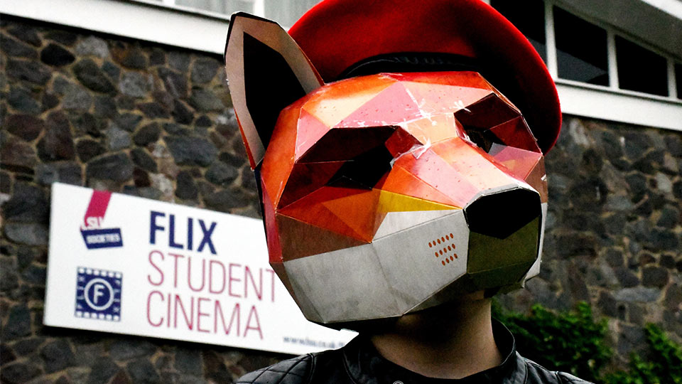Pictured is the Flix Fox.