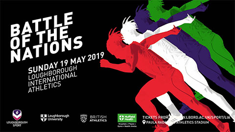 Battle of the Nations is coming to Loughborough University.