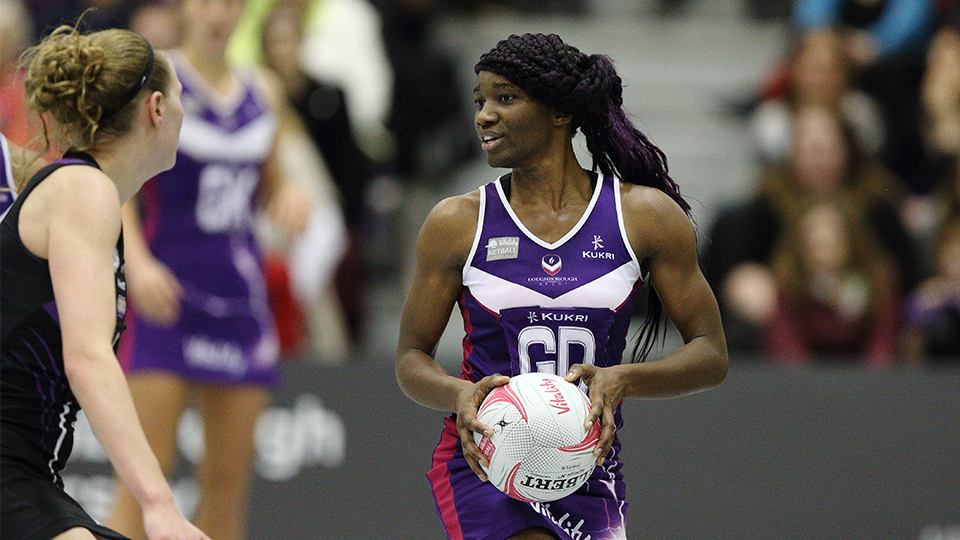 Ama Agbeze has been appointed an MBE for services to Netball.