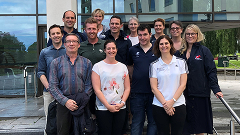 Loughborough University has played host to a successful Paralympic classification research day, bringing together some of the world's leading classifiers, academics and practitioners.