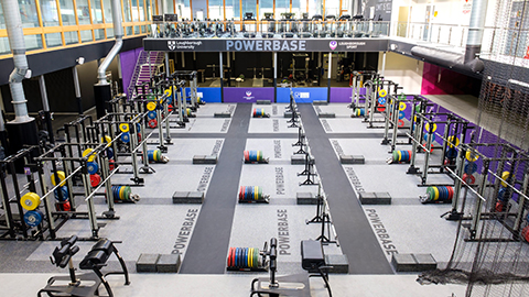 Loughborough University has officially relaunched its elite level Powerbase gym.