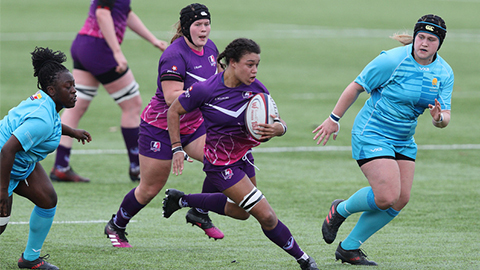 Loughborough Lightning's Amelia Harper has been named England U-20 captain.