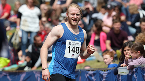 Double Paralympic gold medallist Jonnie Peacock is set to compete at Loughborough European Athletics Permit (LEAP)