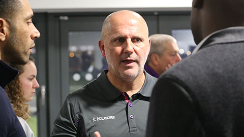 Richard Allen, Loughborough University's Director of Football, has been appointed to the FA Council.