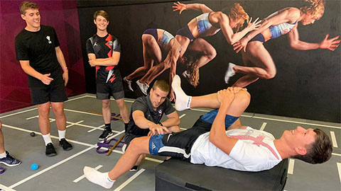 Loughborough Uni hosted its first Heavy Throws open day in August.