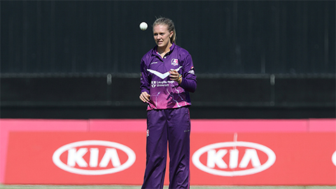 Loughborough Lightning all-rounder Sarah Glenn has been called up by England for its upcoming tour to Kuala Lumpur to play Pakistan.