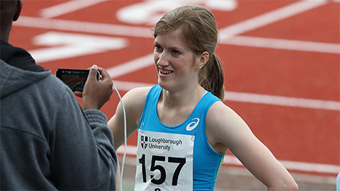 Athletes based at Loughborough University enjoyed a successful World Para Athletics Championships in Dubai, including Sophie Hahn setting two new world records.