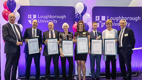 Loughborough University has welcomed seven more sporting stars to its illustrious Sporting Hall of Fame.