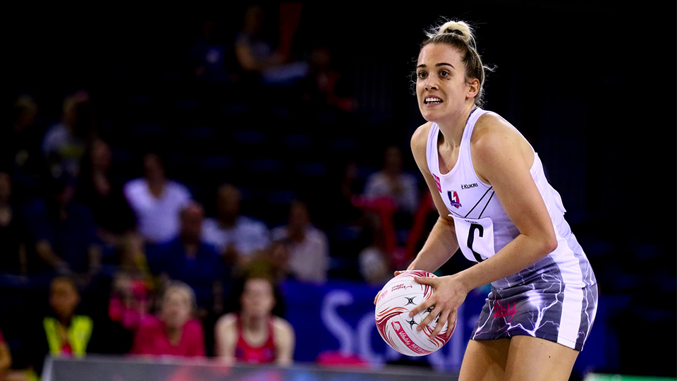 Loughborough Lightning's Nat Panagarry has been selected for England Netball's upcoming tour of South Africa.