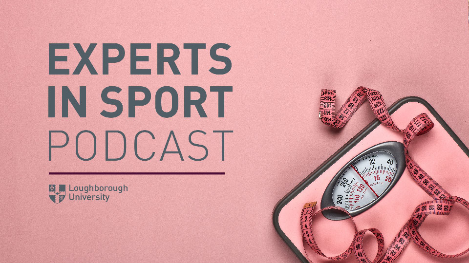 the latest experts in sport podcast artwork