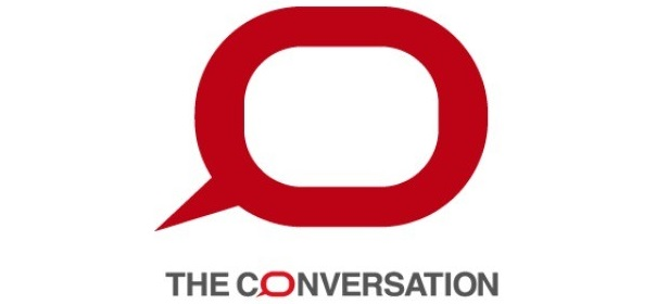 The Conversation's logo