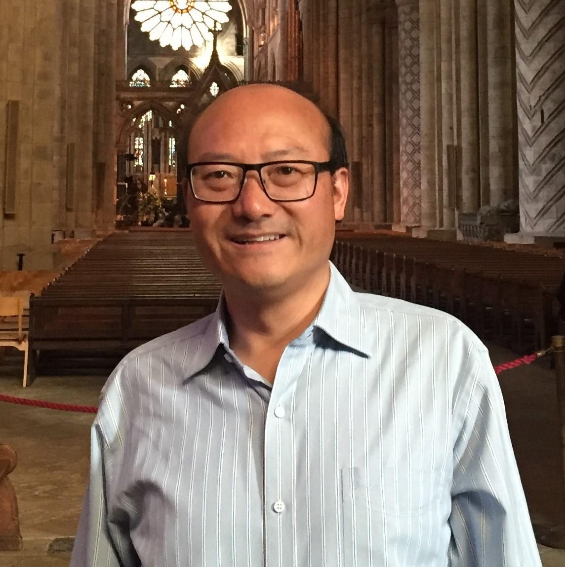 Headshot of Professor Wen-Hua Chen
