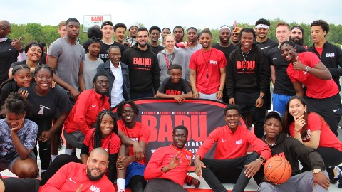 BADU and Loughborough University London are proud to announce a collaborative partnership project called Badu Sport+.