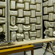 part of the Anechoic Chamber