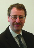 Photo of Dr Steve Hinsley