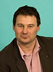 Photo of Dr James Colwill