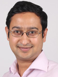 Photo of Dr Sourav Ghosh