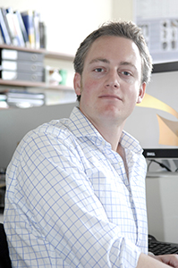 Photo of Dr Ian Graham