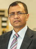 Professor Weeratunge Malalasekera - Professor of Computational Fluid Flow and Heat Transfer