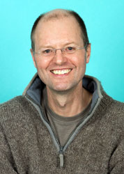 Photo of Professor Andrew West