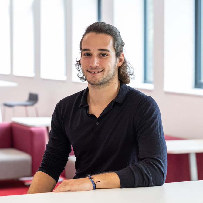 Baptiste RABUT - MSc in Renewable Energy Systems Technology