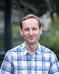 Dr Iain Coyne, Programme Director, Work Psychology and Business Psychology MSc programmes and Senior Lecturer in Organisational Psychology