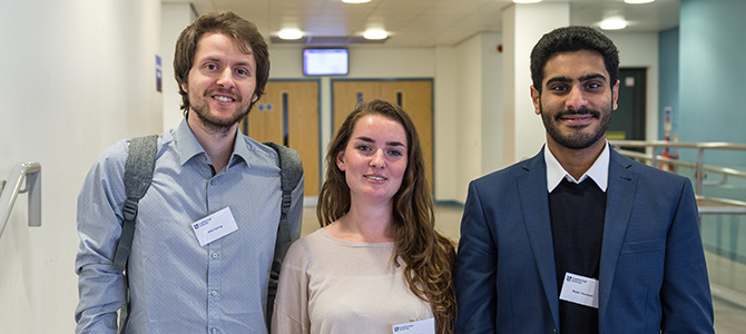 Student Quotes School Of Business And Economics Loughborough
