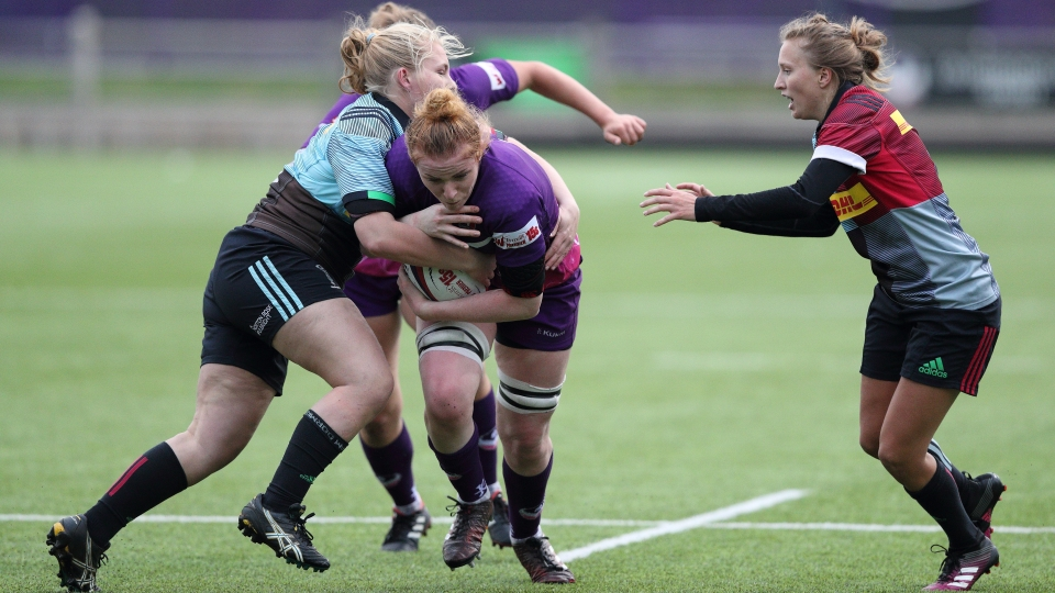 Loughborough Lightning (rugby) in action