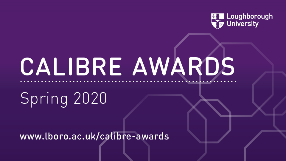 calibre awards spring