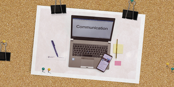Communication Card Image