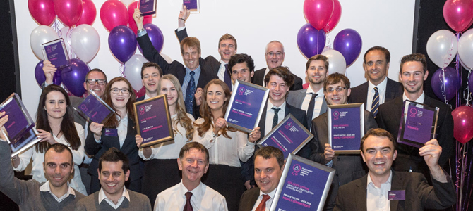 Placement Student Awards 2016 - finalists and winners