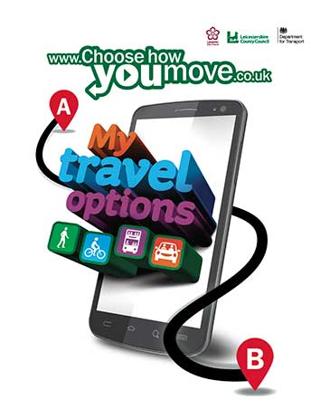 Choose how you move poster