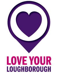 Love Your Loughborough logo