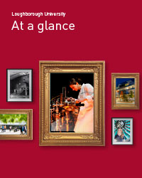 Front cover of At a glance