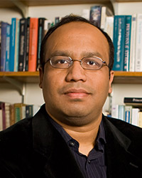 Image of Professor Zahid Hasan