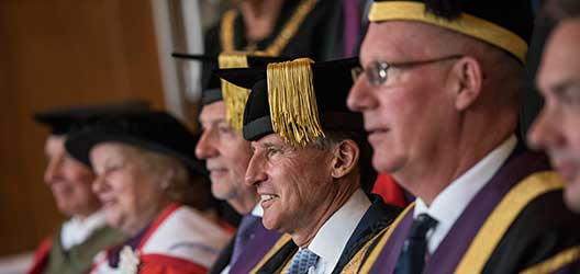 Lord Coe and the VC