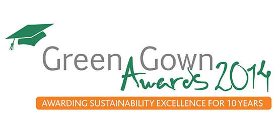 Green Gown logo