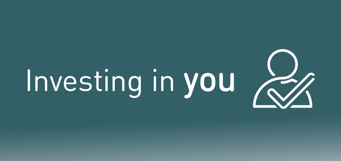 logo for Investing in You for central messages 2018-2019