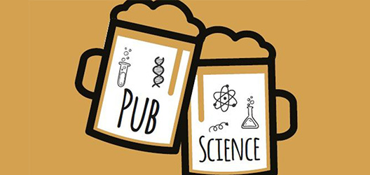 poster for Pub Science - Climate Change