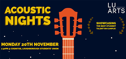 poster for Acoustic Nights