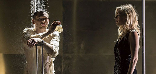 photo of Sienna Miller and Jack O'Connell starring in Cat On a Hot Tin Roof