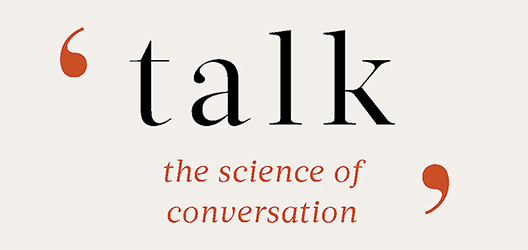 book cover of Talk: The Science of Conversation by Elizabeth Stokoe