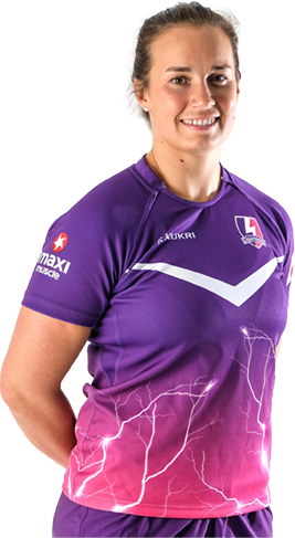 Loughborough Lightning rugby player