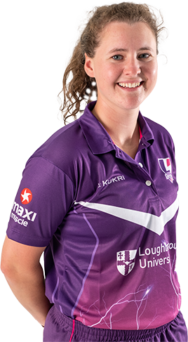 Loughborough Lightning cricket player
