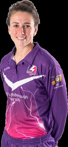 Loughborough Lightning cricket player